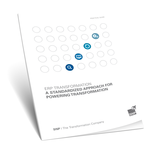 A Standardized Approach for Powering Business Transformation  Book