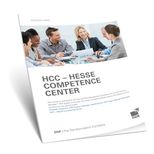 Increasing Test Requirements: Optimized Test Management at HCC  Book