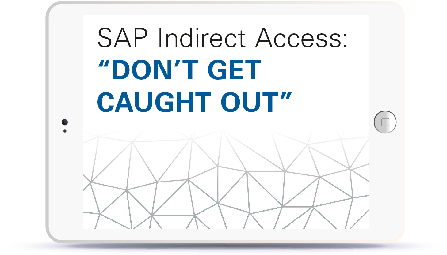 On-demand webinar: Indirect Access -