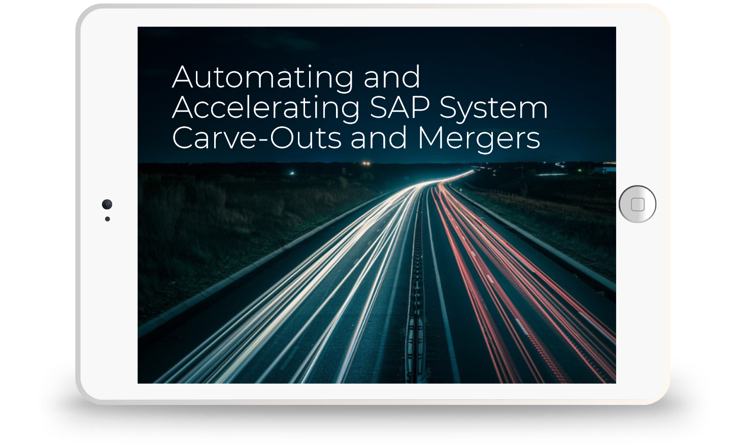 Automating and Accelerating SAP System Carve-Outs and Mergers