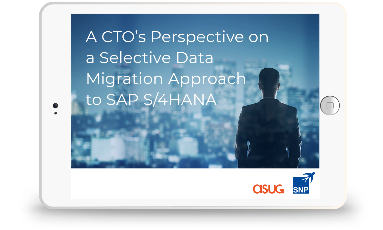 CTO's Perspective on a Selective Data Migration Approach to SAP S/4HANA