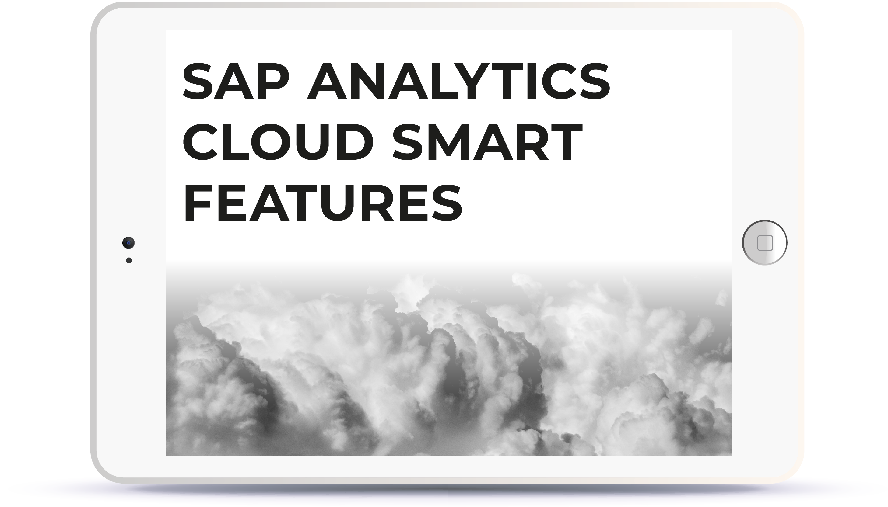 SAP Analytics Cloud Smart features Book