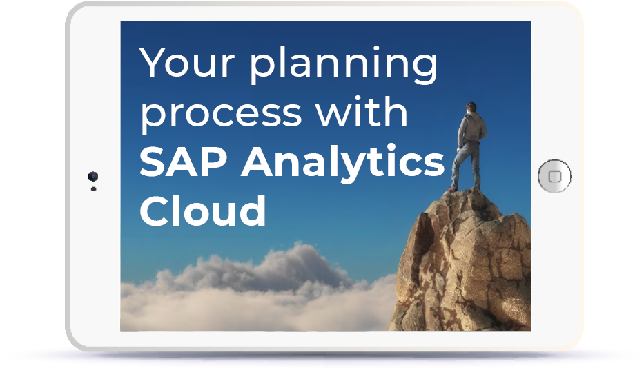 Your planning process with SAP Analytics Cloud Book